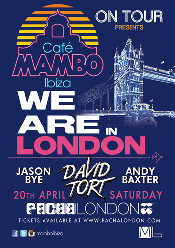 Cafe Mamabo in London